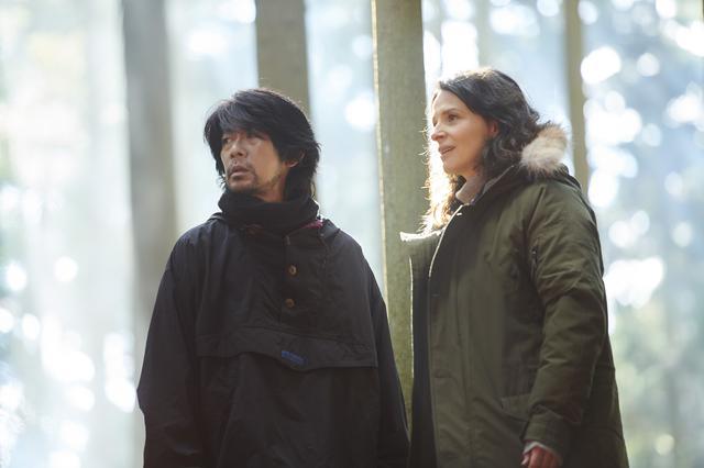画像: 河瀨直美監督の新作 『Vision』 ジュリエット・ビノシュ来日インタビュー