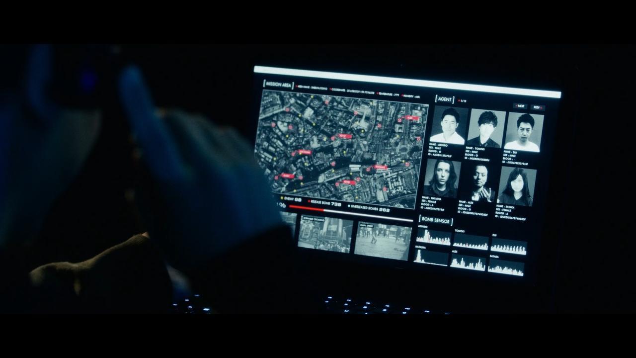 画像2: 自分が諜報員の一員となってミッションを遂行する体験型ゲーム