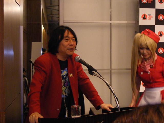 画像4: 今年も東京コミコン開催!中川翔子アンバサダーに就任、記者会見