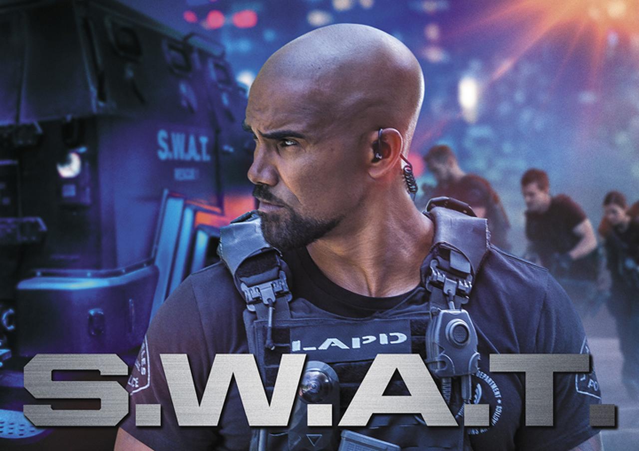 画像: 6月22日放送開始「S.W.A.T.」主演の シェマー・ムーア来日インタビュー