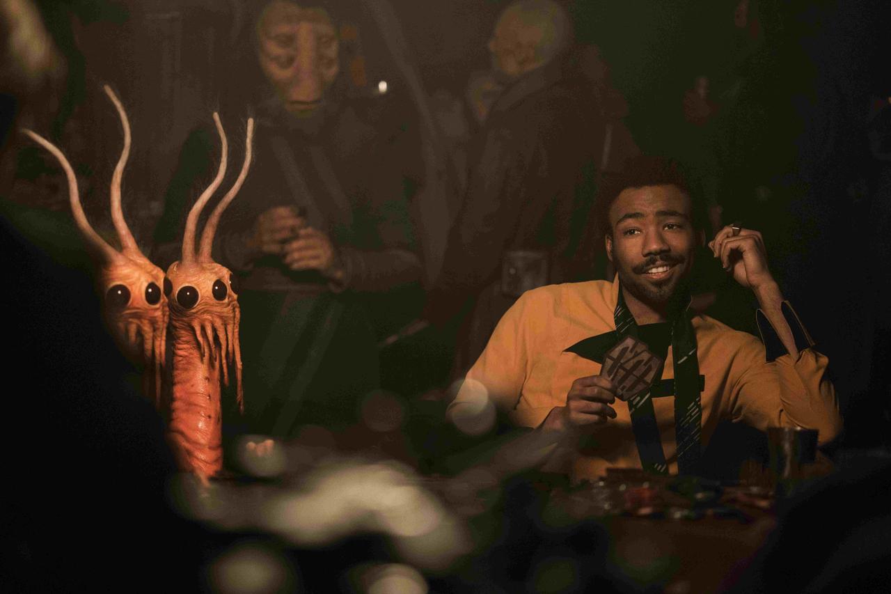 Images : 3番目の画像 - 「愛すべき悪党ハン・ソロの原点が初めて明かされる! 「ハン・ソロ/スター・ウォーズ・ストーリー」」のアルバム - SCREEN ONLINE(スクリーンオンライン)