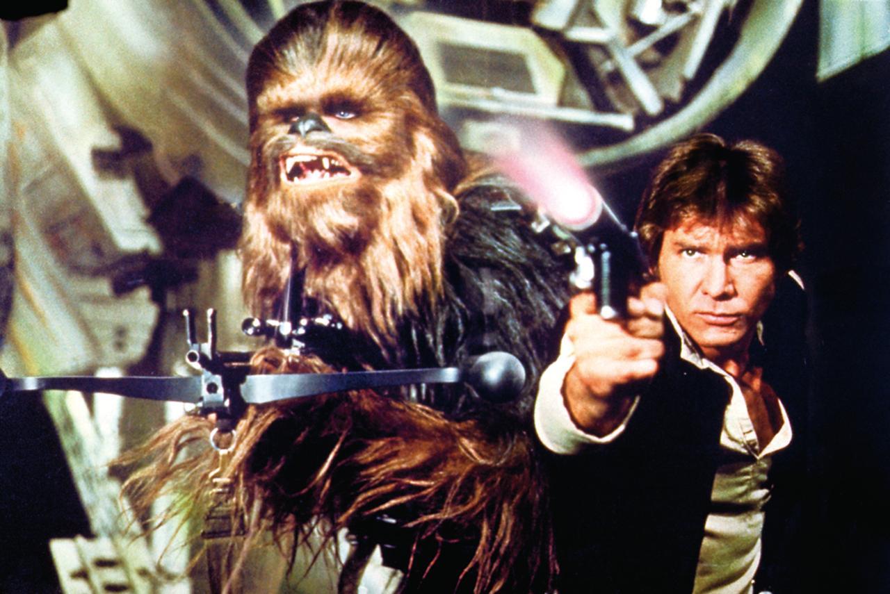 画像: 1. Chewbacca(チューバッカ)