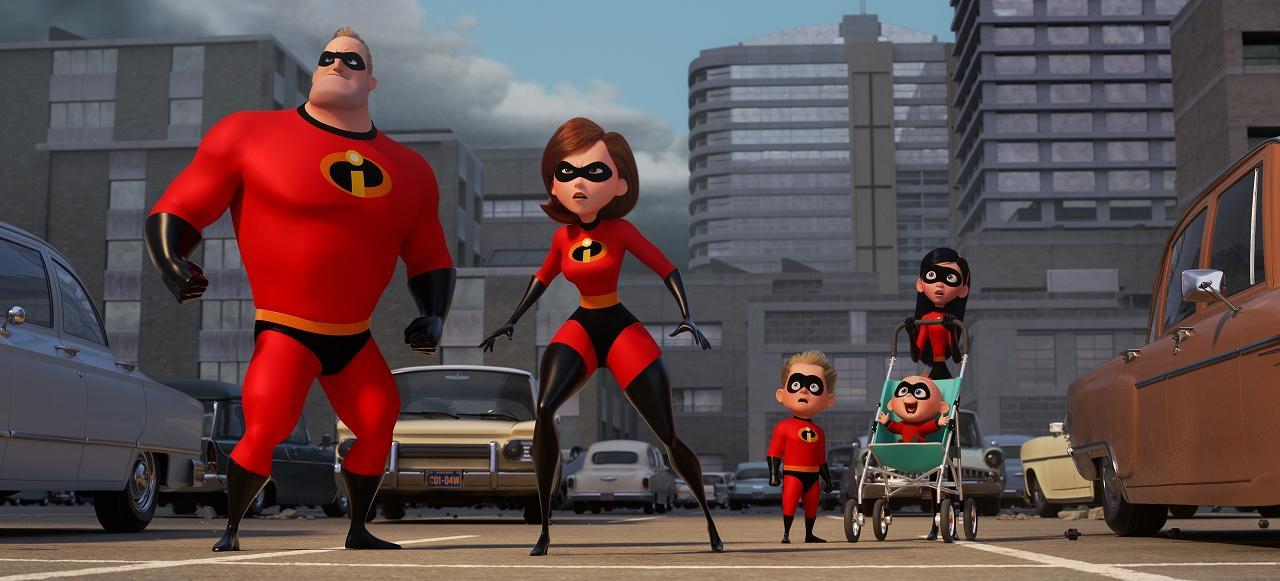 画像: ©2018 Disney/Pixar. All Rights Reserved.