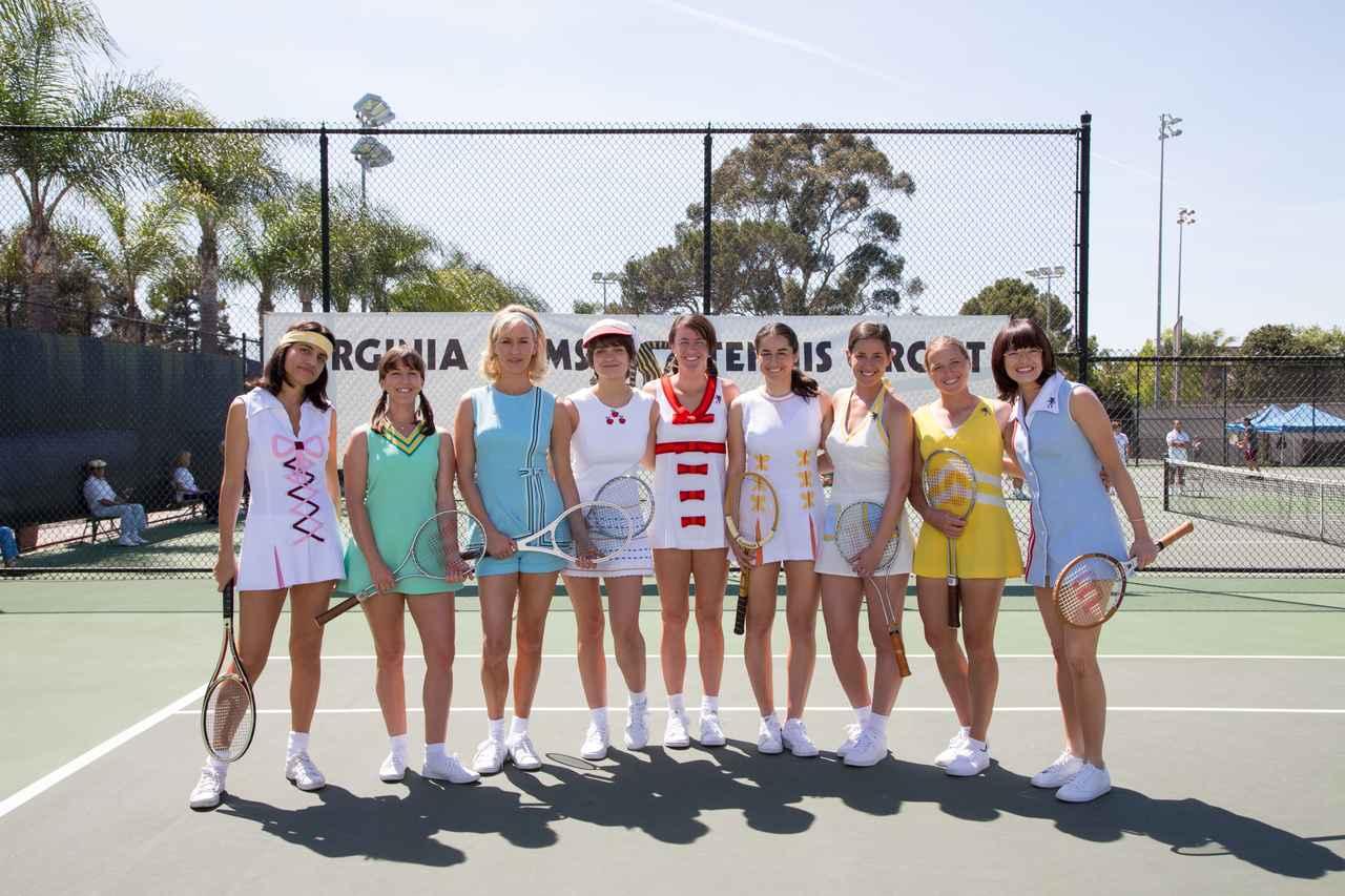 画像2: 1973年、伝説となった世紀の一戦。テニスの歴史に残る 驚異の試合を描く「バトル・オブ・ザ・セクシーズ」