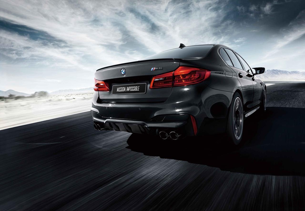 画像1: 新型BMW M5 Edition MISSION: IMPOSSIBLEについて