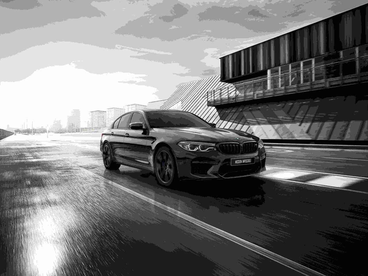 画像2: 新型BMW M5 Edition MISSION: IMPOSSIBLEについて