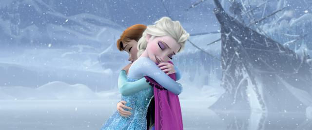 画像: ディズニー映画『アナと雪の女王』 ©Disney