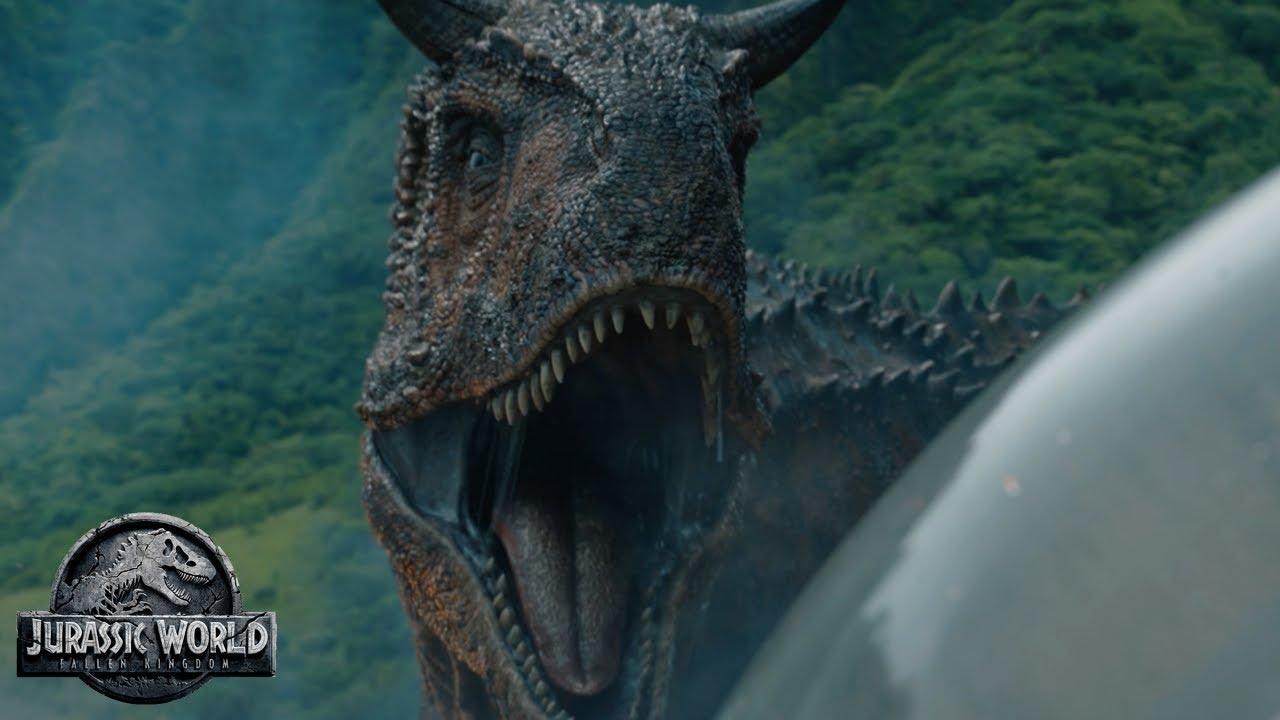 """画像: Jurassic World: Fallen Kingdom - In Theaters June 22 (""""More Dinosaurs Than Ever"""" Featurette) (HD) youtu.be"""