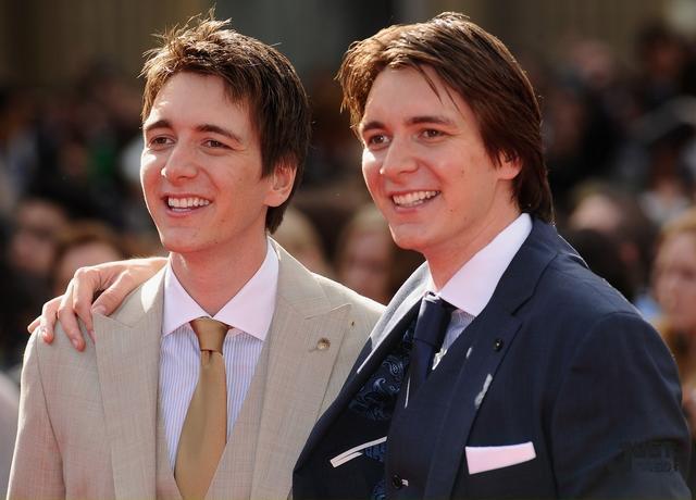 画像: オリヴァーとジェームズ・フェルプス兄弟