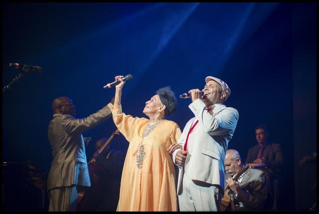 画像1: NO MUSIC NO LIFE 伝説のキューバ音楽バンドのさよなら公演 「ブエナ・ビスタ・ソシアル・クラブ★アディオス」