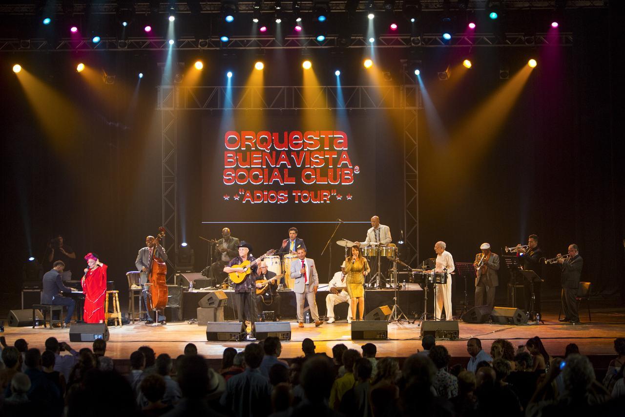 画像3: NO MUSIC NO LIFE 伝説のキューバ音楽バンドのさよなら公演 「ブエナ・ビスタ・ソシアル・クラブ★アディオス」