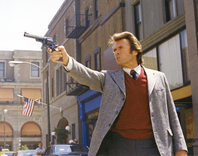 画像: クールなはみだし刑事をイーストウッドが名演