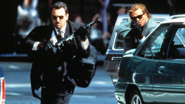 画像: 2大名優の激突が重量級の犯罪アクション