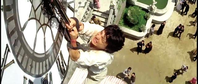 画像: ジャッキー・チェン渾身のアクションに大興奮