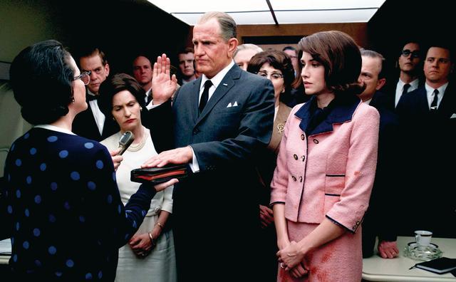 画像: ケネディ亡き後の大統領の真実
