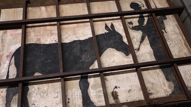 画像: ストリートアートの光と闇に迫るドキュメンタリー 「バンクシーを盗んだ男」8月4日公開