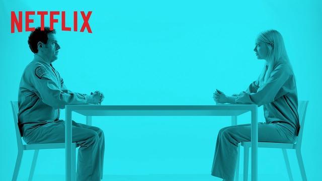 画像: 『マニアック』ティーザー予告編 - Netflix [HD] youtu.be