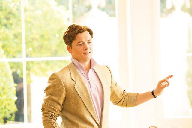 画像1: 秋の必見 ''ジャンル映画'' 6選! タロン・エガートン新作も登場 - SCREEN ONLINE(スクリーンオンライン)