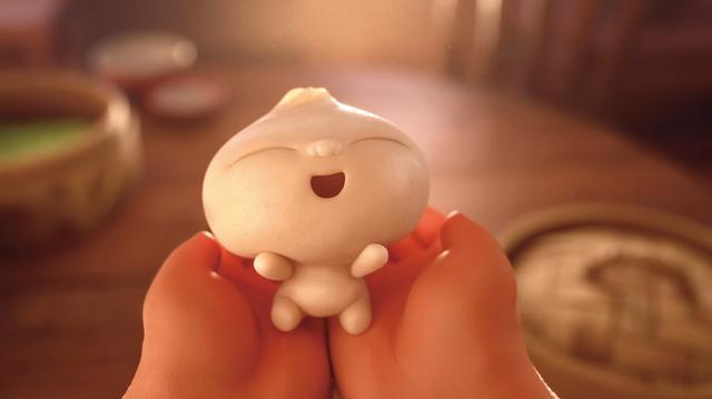 画像: 同時上映「Bao」では、中華まんに命が宿る?!