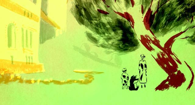 画像: グリム童話を現代的に生まれ変わらせたアニメーション