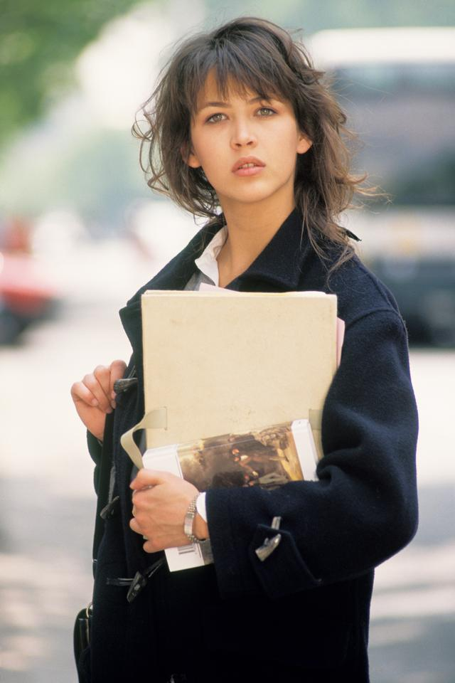 画像: ソフィー・マルソー 1966年11月17日 パリ生まれ