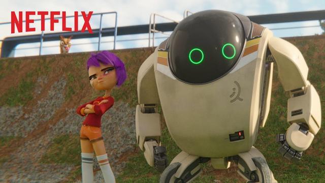 画像: 『ネクスト ロボ』予告編 - Netflix [HD] youtu.be