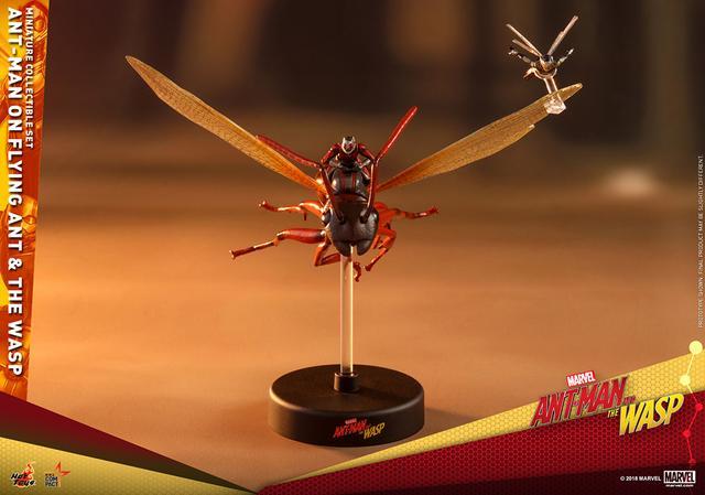 画像: 新たな相棒たちと空を飛ぶ、世界最小ヒーロー!