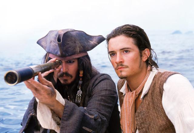 画像: 「パイレーツ・オブ・カリビアン/呪われた海賊たち」