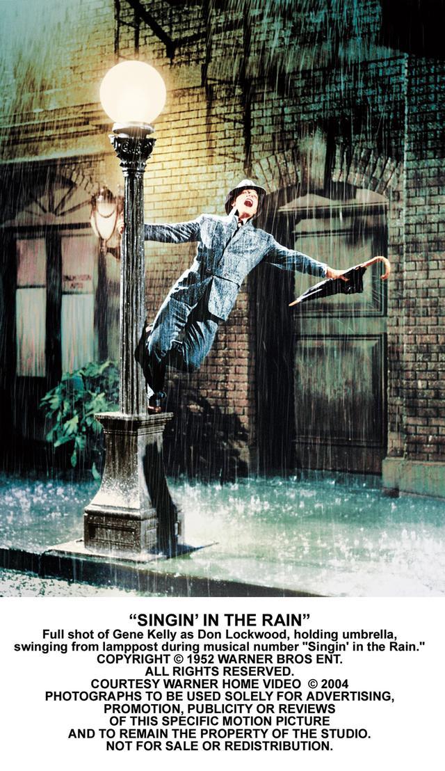 画像: 「雨に唄えば」
