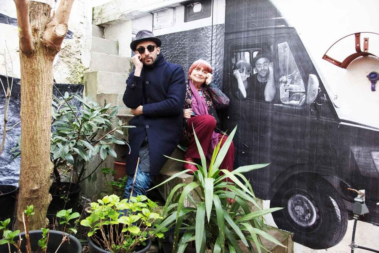 Images : 3番目の画像 - 「アニエス・ヴァルダ監督最新作、『顔たち、ところどころ』は、 「ヌーヴェル・ヴァーグの祖母」に贈られる奇跡のような出来事たち。 プロデューサー、ジュリー・ガイエ、インタビュー 髙野てるみの『シネマという生き方』VOL.18」のアルバム - SCREEN ONLINE(スクリーンオンライン)