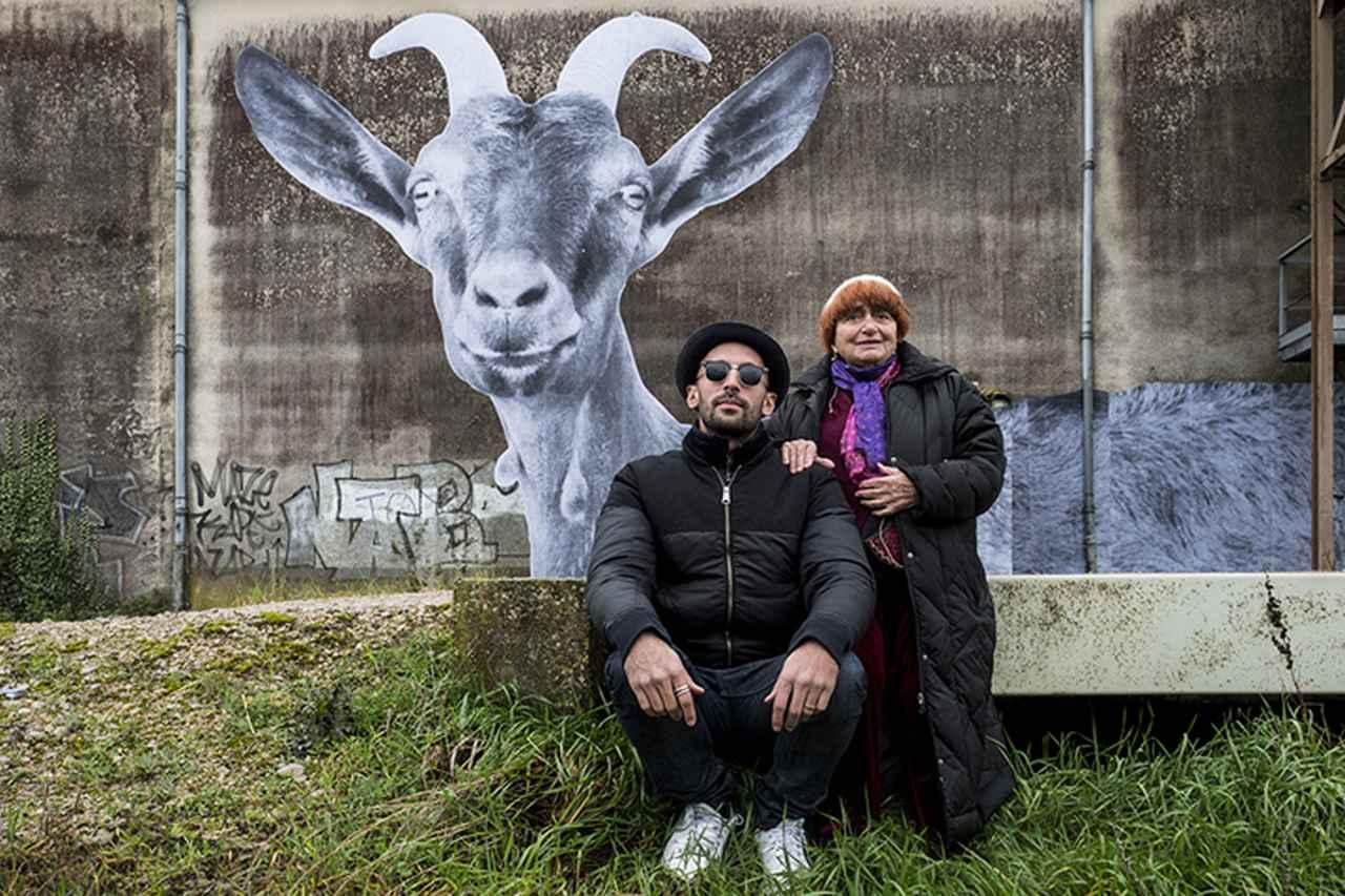 画像: 巨匠女性監督と若き写真家がフランスの田舎をめぐる旅へ 「顔たち、ところどころ」9月15日(土)公開