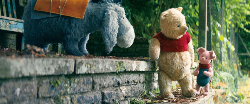 画像: 大切な親友のためプーさんと森の仲間たちは大奮闘