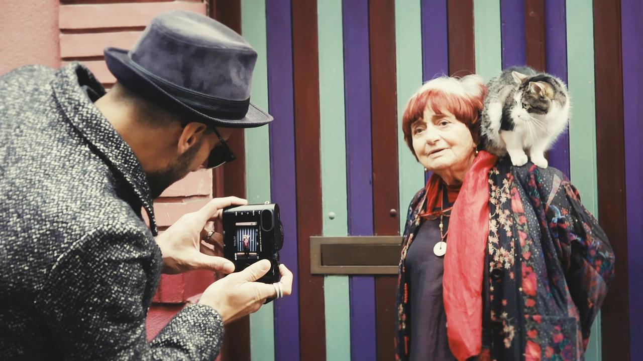 Images : 5番目の画像 - 「アニエス・ヴァルダ監督最新作、『顔たち、ところどころ』は、 「ヌーヴェル・ヴァーグの祖母」に贈られる奇跡のような出来事たち。 プロデューサー、ジュリー・ガイエ、インタビュー 髙野てるみの『シネマという生き方』VOL.18」のアルバム - SCREEN ONLINE(スクリーンオンライン)