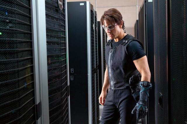 画像: 3位「ミッション:インポッシブル/ゴースト・プロトコル」(2011) 2億939万ドル