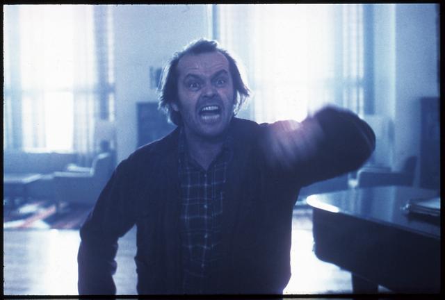画像: ホテルの管理人が狂気に襲われる!