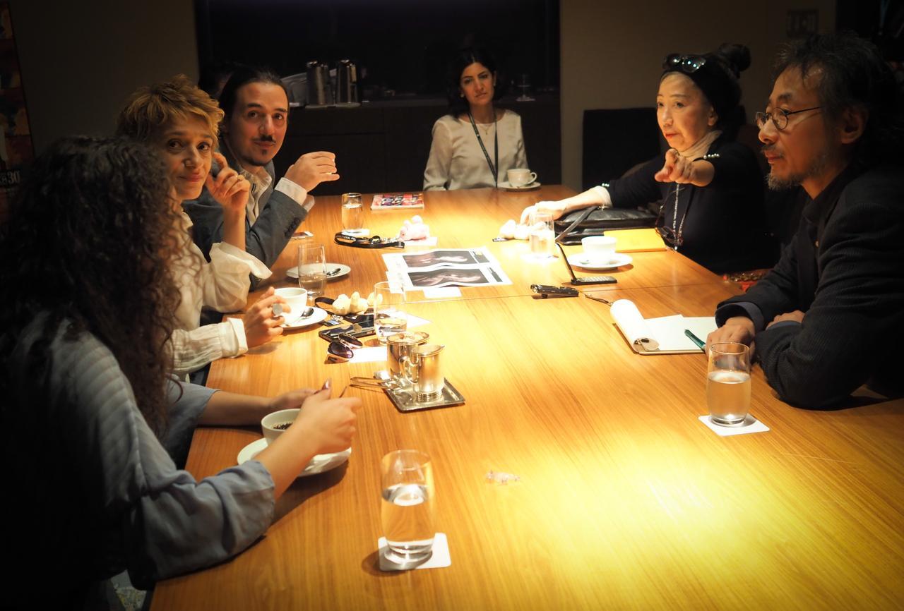 Images : 3番目の画像 - 「東京国際映画祭2018開幕近づく。 集う映画の才能を応援できるクラウド・ファンディングもあとわずか。 昨年度映画祭をふりかえり注目のコンペティション作品インタビュー特集 第1弾 審査員特別賞受賞『ナポリ、輝きの陰に』。 髙野てるみの『シネマという生き方』VOL.19」のアルバム - SCREEN ONLINE(スクリーンオンライン)