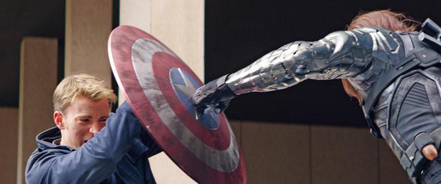 画像: 04:「キャプテン・アメリカ/ウィンター・ソルジャー」(2014)