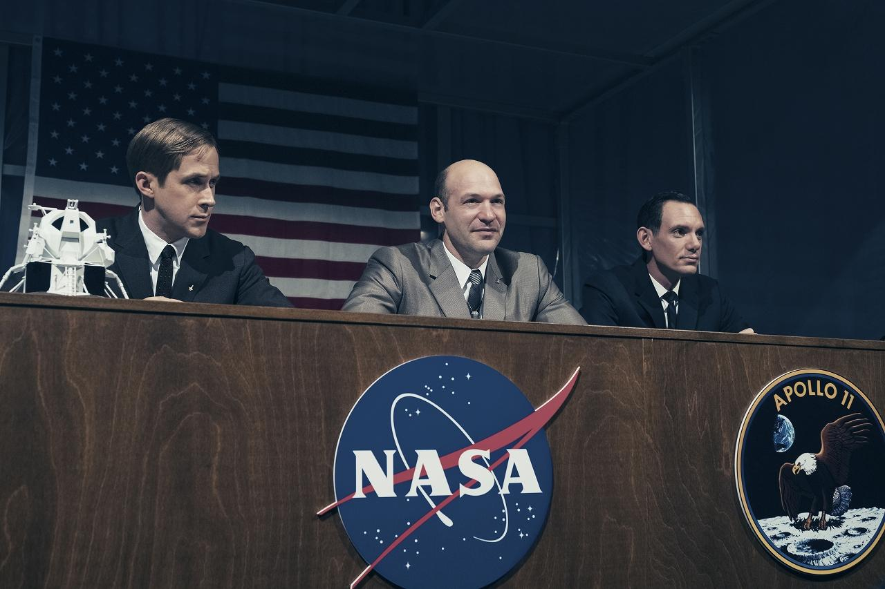 画像: 設立当時のNASAの描写も