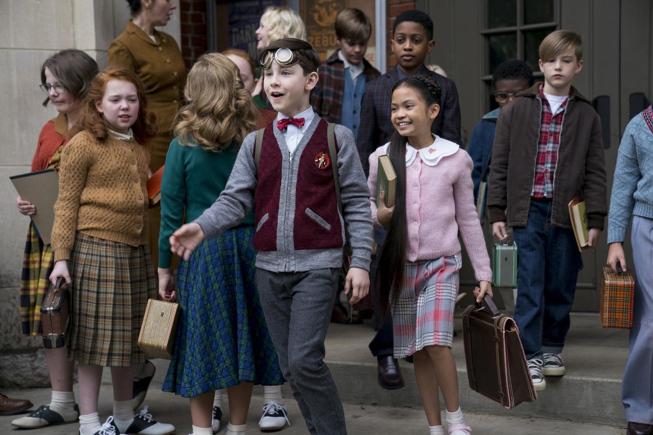 画像: 主人公ルイス少年の声を高山みなみ、タービー役を松本梨香、ローズ役を矢島晶子