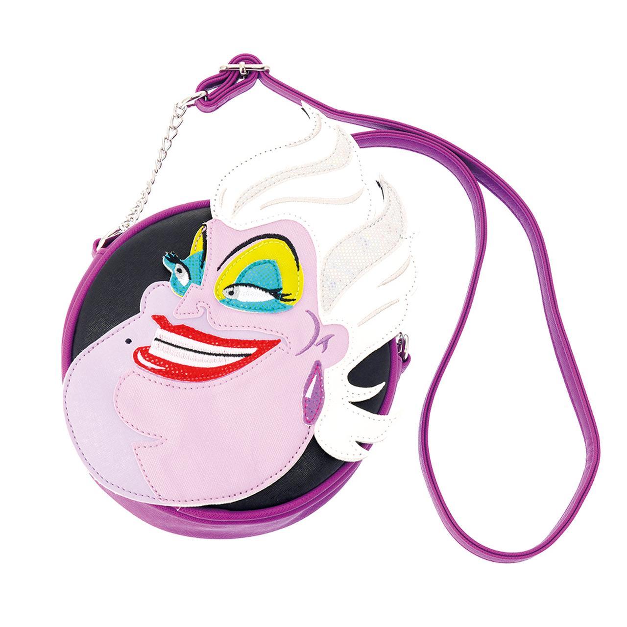 画像: アースラ ショルダーバッグ 各¥3,900(税抜)