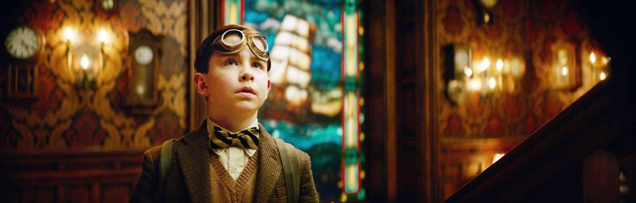 """画像3: """"ハリー・ポッターの原点""""ともいわれる児童小説の映画化 「ルイスと不思議の時計」"""