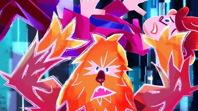 画像: ショート・アニメ「ハン・ソロ」けんか編 www.youtube.com