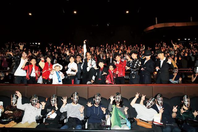 画像: 豪華な特集上映をオールナイトで!