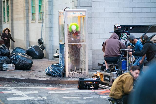 画像: 期待度満点! 最新作『ジョーカー』の撮影スナップ © Getty Images