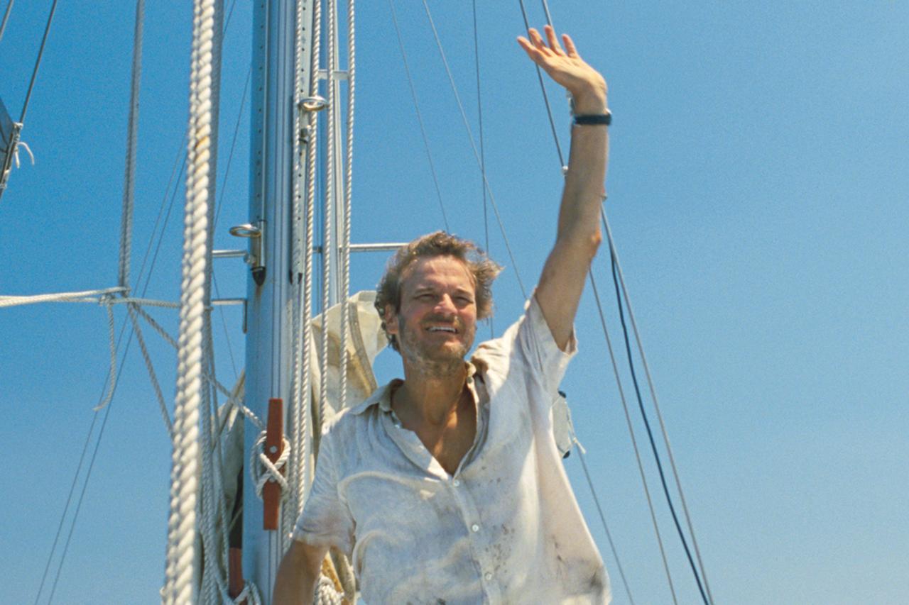画像: ヨット世界一周に挑んだ男の感動実話