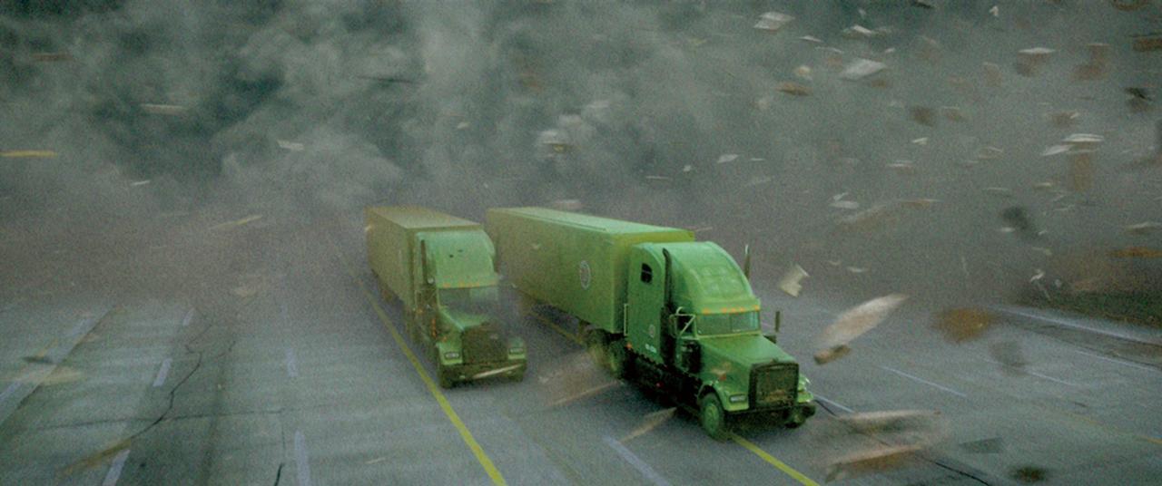 画像: 今世紀最大級のハリケーンの脅威