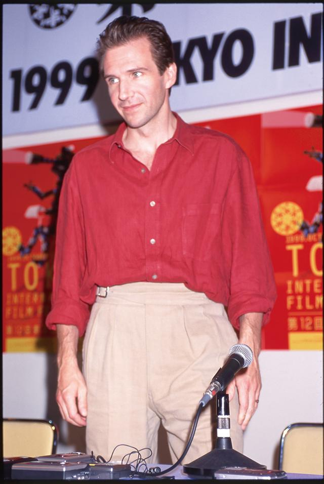画像: 1999/「オネーギンの恋文」東京国際映画祭上映
