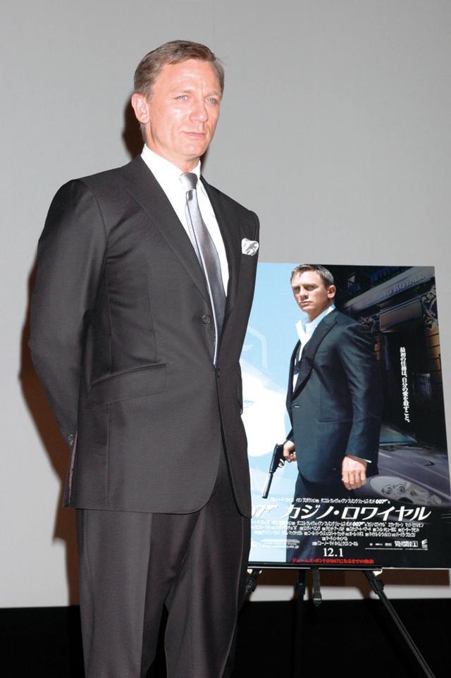 画像: 2006/「007カジノ・ロワイヤル」キャンペーン
