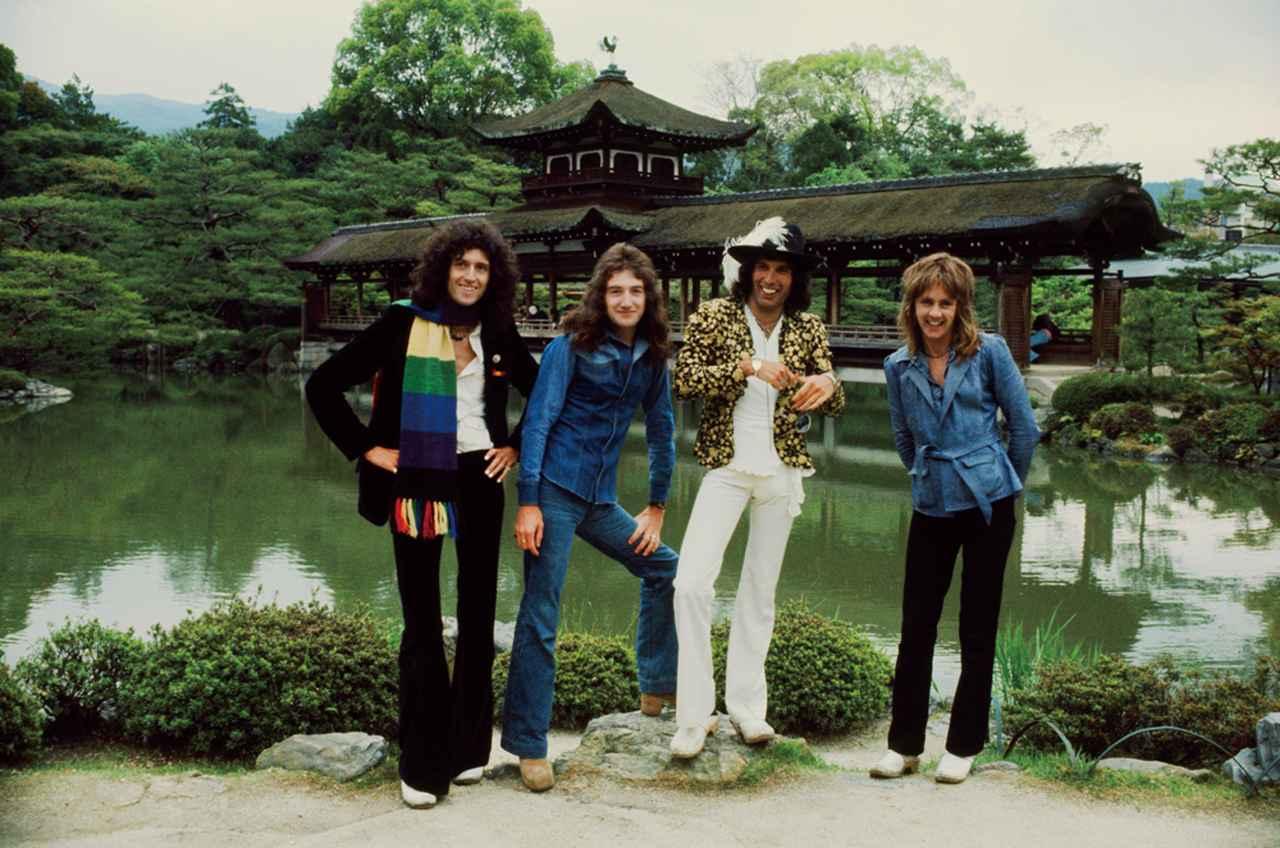 画像: 親日家として知られ何度も日本を訪れた