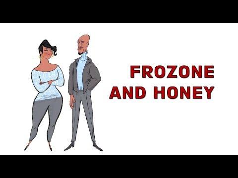 画像: 「インクレディブル・ファミリー」MovieNEX 未公開シーン③:フロゾンと彼の妻 www.youtube.com